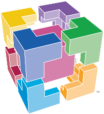 Healthcare Leadership Model - cube